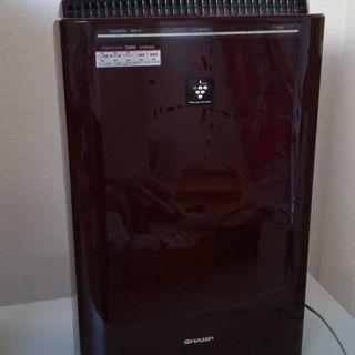 シャープ 空気清浄機 FU‐A80 プラズマクラスター7000 ...