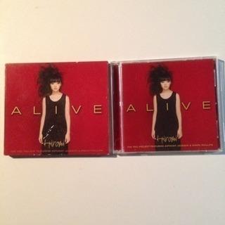 ALIVE Hiromi 初回限定盤 ジャズ