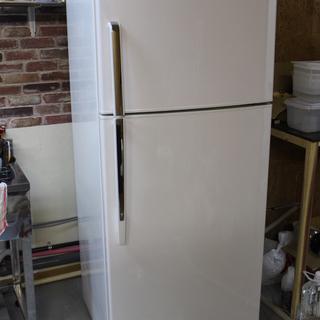 値下げました!美品 大容量 冷蔵庫 ハイアール JR-NF445A