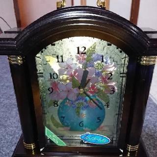 新品未使用 置時計