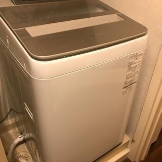 使用9ヶ月の美品★パナソニック全自動洗濯機 NA-FA90H3
