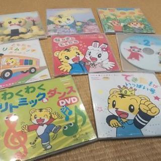 【お取引中】【300円】こどもちゃれんじ ぽけっと DVD8枚セット