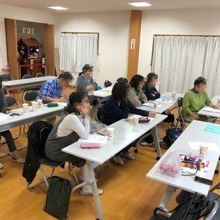 ❤️船橋市韓国語サークル会員募集中❤️無料体験💕新山会館学習室の画像