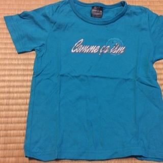 110  コムサイズムのT シャツ