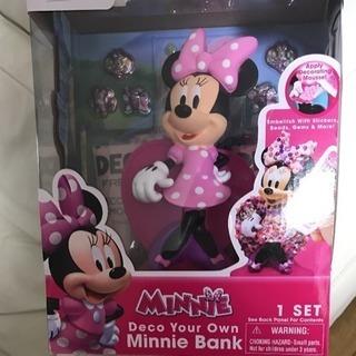ミニーちゃんの飾り付けおもちゃ