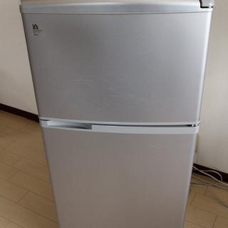 SANYO冷凍・冷蔵庫112リットル(2008年製)