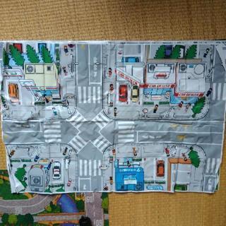 トミカ情景マップ2点セット
