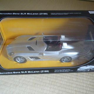 新品 トイラジコン メルセデスベンツ SLR McLaren(兵...