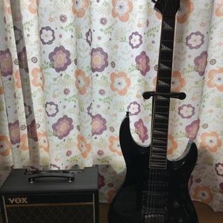 エレキギター&アンプセット
