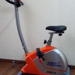 アルインコ プログラムバイク6112
