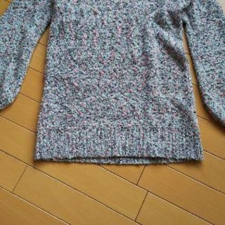 【ミニマム】  Vセーター
