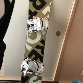 スノーボードセット!
