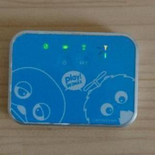 WiMAX モバイルルーター NEC AtermWM3600R【ブルー】