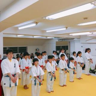 【中野坂上の親子空手】親子で参加できる空手クラス