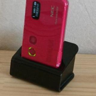 WiMAX モバイルルーター NEC AtermWM3800R【レッド】