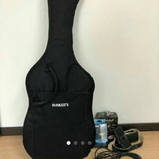 BUSKER'S ギター