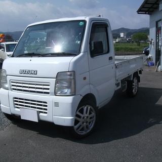 スズキ キャリィトラック KCエアコン  軽自動車