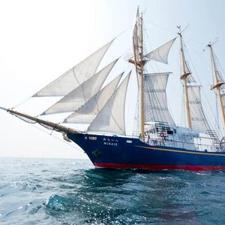 帆船みらいへ体験航海(長崎~横浜7泊8日)