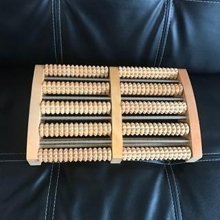 木の足ツボマッサージ器
