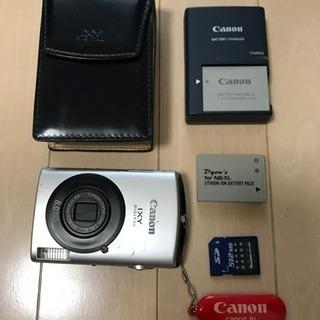 Canon キヤノン デジカメ IXY DIGITAL 910 IS