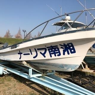 ヤマハボート 和船です。  値下げしました!270,000円→24...