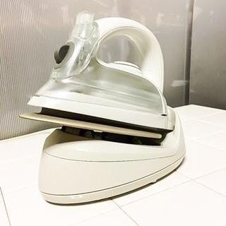 2011年製 無印良品 スチームアイロン LC030694