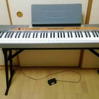 電子ピアノ カシオ Privia PX-110 中古 台付き
