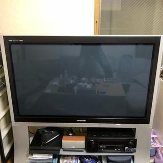 50インチフルハイビジョンプラズマテレビ