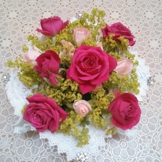 6.17 1Day FlowerLesson!! 参加者募集☆