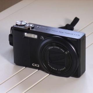 RICOH CX2 デジタルカメラ