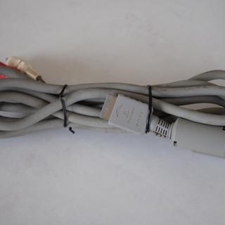 PS2 PS3 S端子 AV端子ケーブル