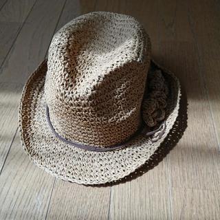 レディース 麦わら帽子