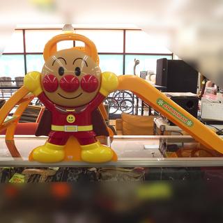 幼児用すべり台 アンパンマン new ピッピ すべり台 札幌 西岡店