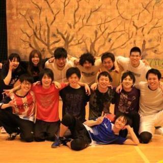 初心者大歓迎!昭和町でスポーツやります!!