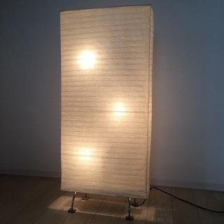 イケア IKEA フロアランプ ORGEL 照明 電気 ライト ...