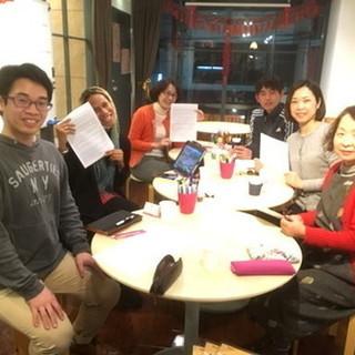 4/28(土) 大人気! English Reading Club...