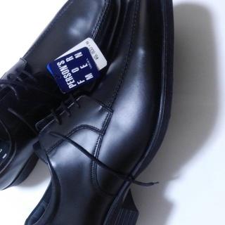 【未使用品】革靴 青山紳士靴
