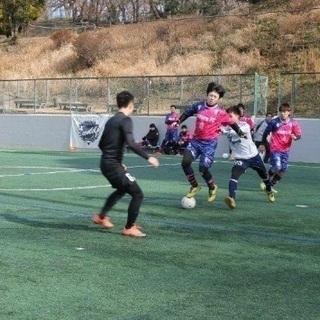 4/22(日) 東戸塚バディーサッカーフィールドにてスーパービギナ...