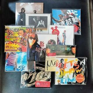 初回盤?レア?☆B'z CD10枚セット!
