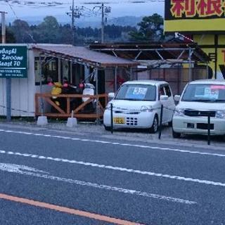 【DIY店舗でアットホーム】 軽自動車&バイクの激安販売店