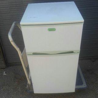 エラビタックス2011年ノンフロン冷凍冷蔵庫ER-105