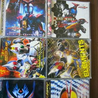 仮面ライダー/CD/1枚394円~+送料