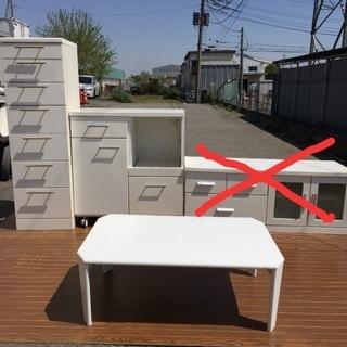 お値段以上⤴︎ニトリ❤️で大人気‼️ ピアノ調エナメル塗装家具3...