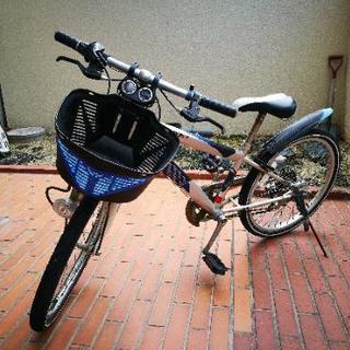 子供用ジャンク自転車