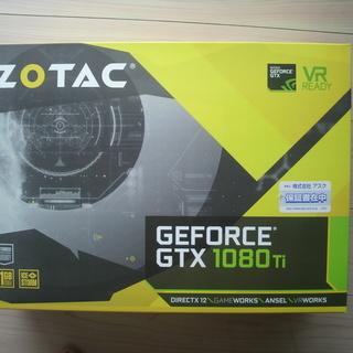 【値下げ】グラフィックボードGeforce GTX 1080Ti