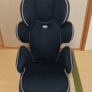 【中古】タカタジュニアシート(takata312neo紺色)