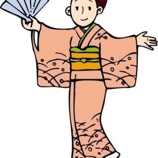 5月の体験(土曜夜)日本舞踊