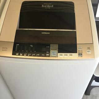 【送料無料・設置無料サービス有り】洗濯乾燥機 2015年製 HIT...