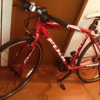 フジ FUJI クロスバイク スパロウ SPARROW Mサイズ...