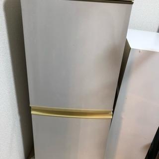 2007年式シャープ冷蔵庫!